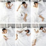 Sleep - The best position for a good night's sleep