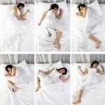 Sleep - The best position for a good night's sleep