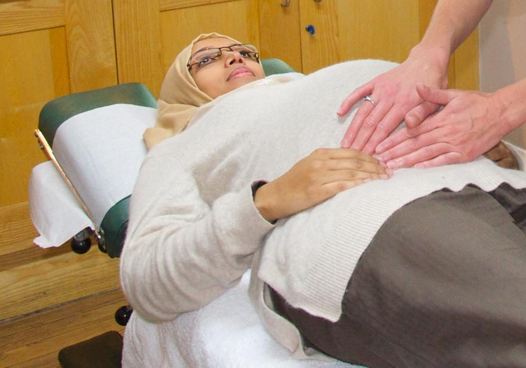 chiropractic treatment for mums to be