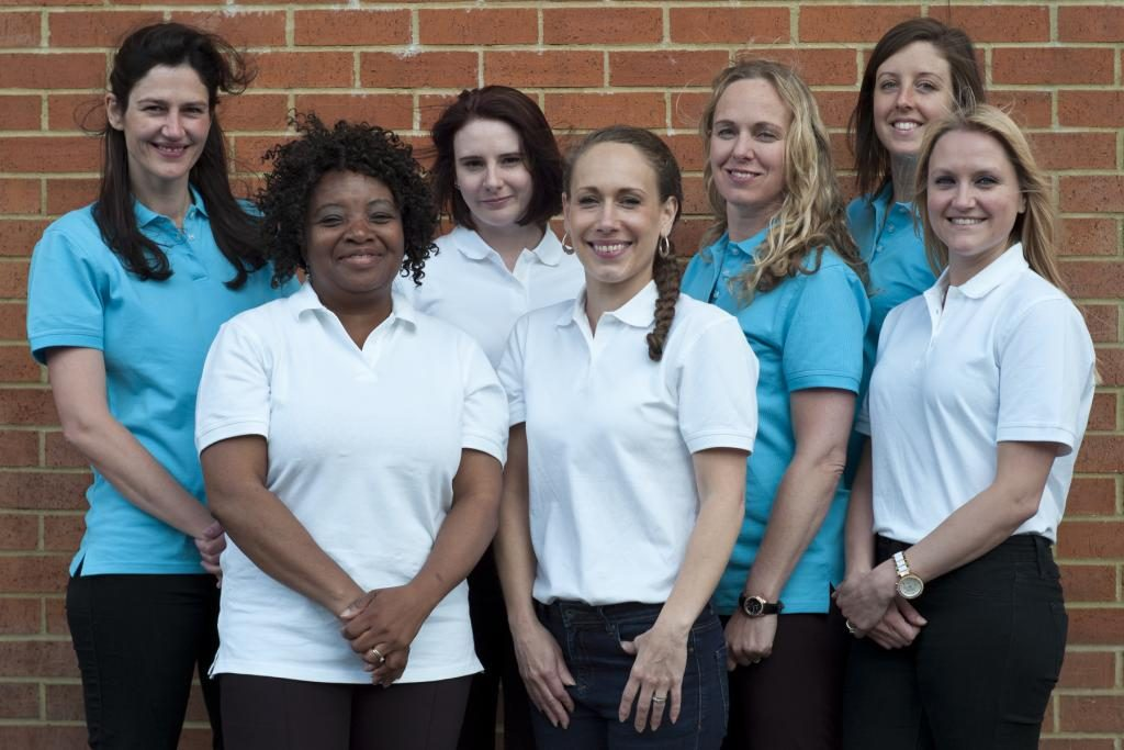 Hampstead chiro team