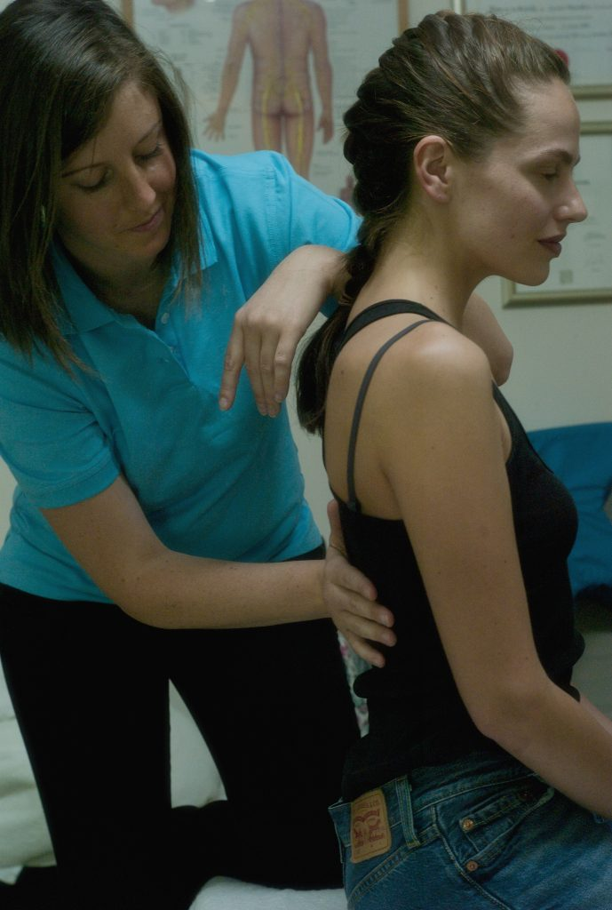 adult chiropractic treatment