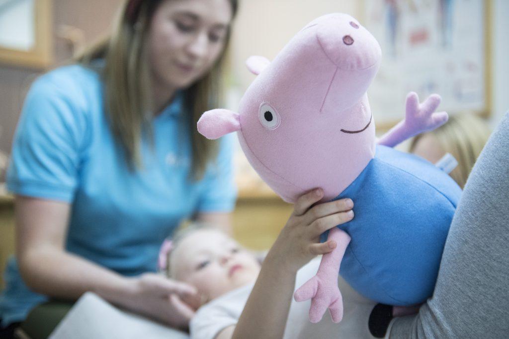 Hampstead Chiropractic Children treatment