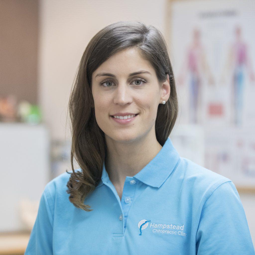 Hampstead Chiropractic Sophie Shreck