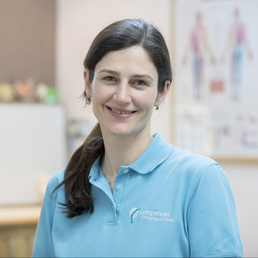 Hampstead Chiropractic Clinic Nina van Dyk