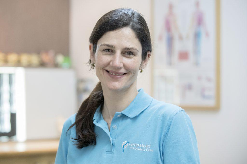 Hampstead Chiropractor Nina Van Dyk
