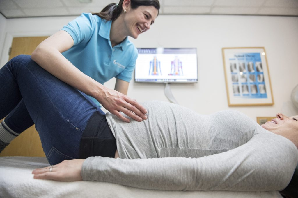 Hampstead Chiropractic Pregnancy Treatment