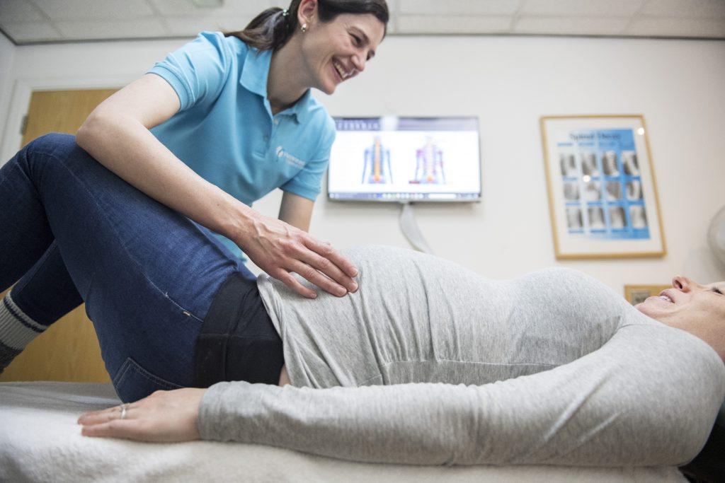 Hampstead Chiropractic Pregnancy Treatment