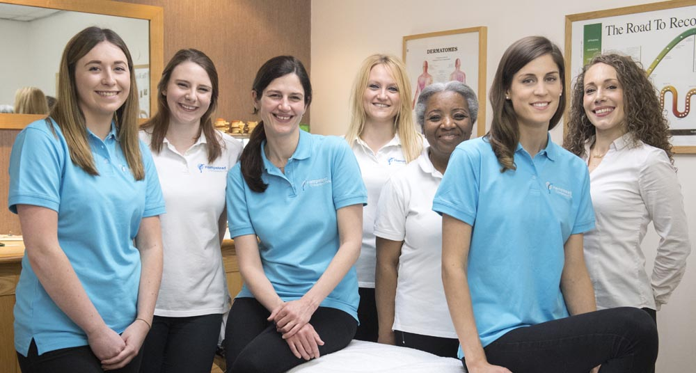Hampstead Chiropractic Team